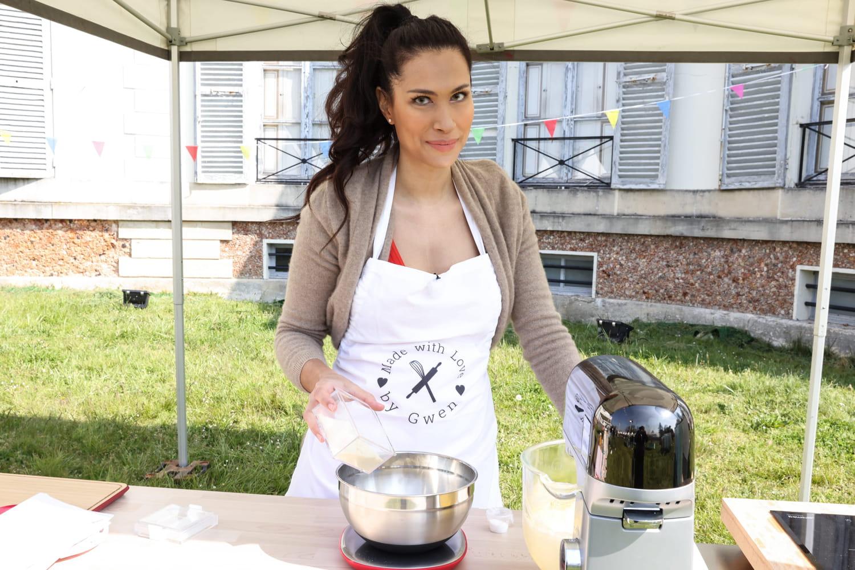 Gwendoline, l'ex Miss éliminée du Meilleur Pâtissier