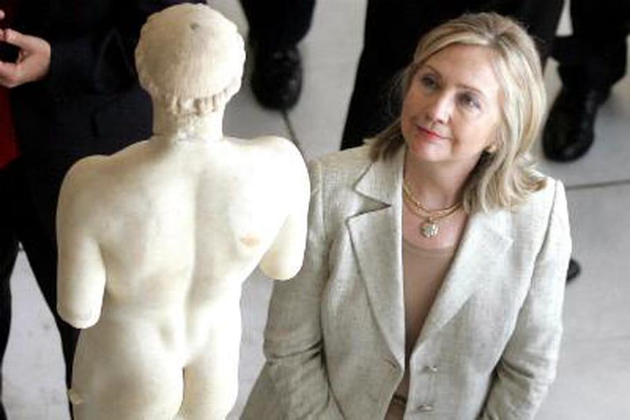 Hillary Clinton: une femme à la Maison Blanche?