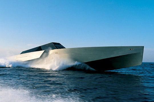 Un superyacht design aux allures d'un loft