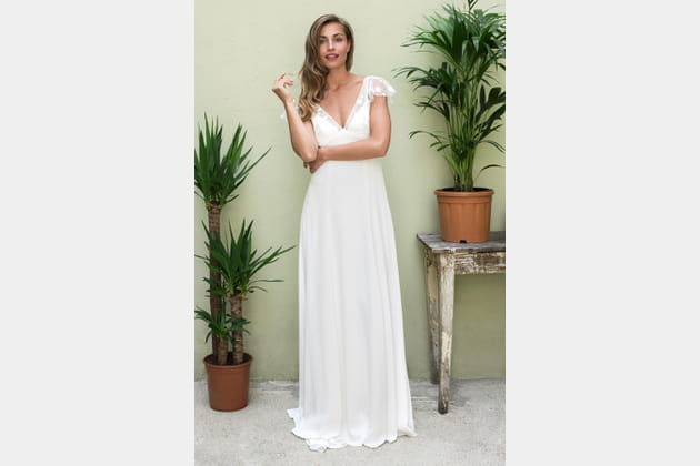 Robe de mariée Paros, Marie Laporte