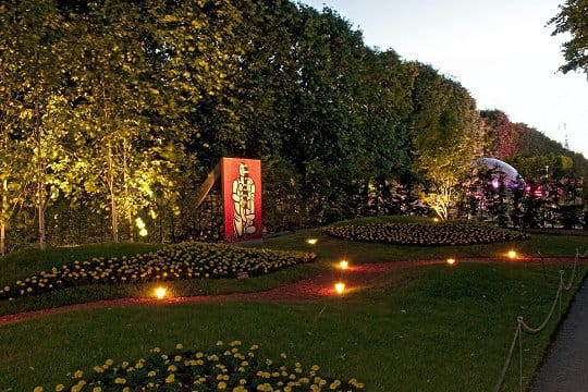 Le jardin de Capsel