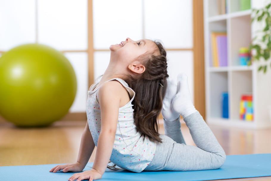 Le yoga pour enfants, une activité ludique et relaxante