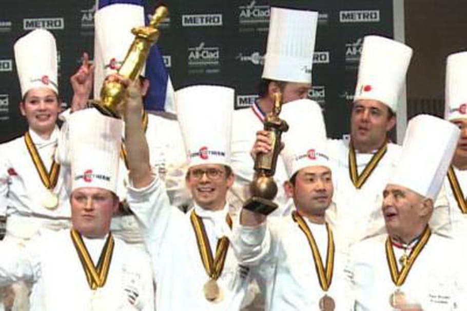 Bocuse d'or 2013 : la France a un nouveau talent culinaire
