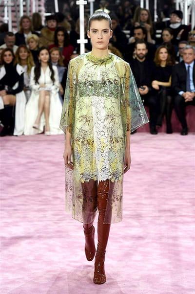 Christian Dior - Printemps-été 2015