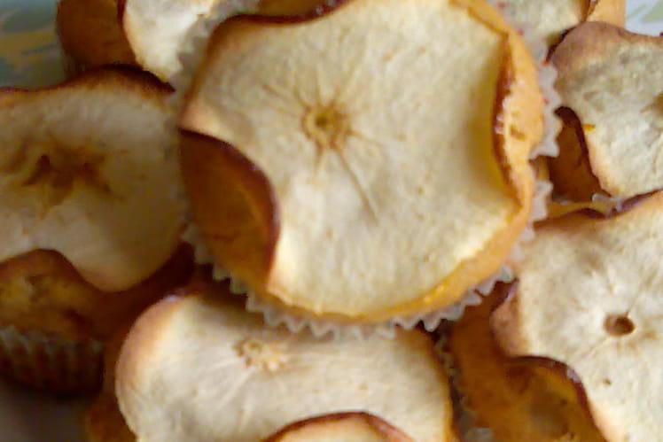 Muffins aux pommes façon Lenôtre
