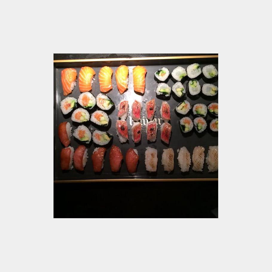 Jean Imbert adoooore les sushis