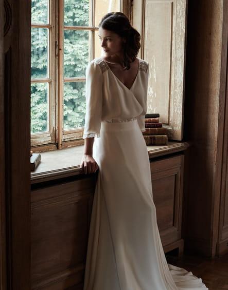 Robe de mariée Gilliane, Mathilde Marie