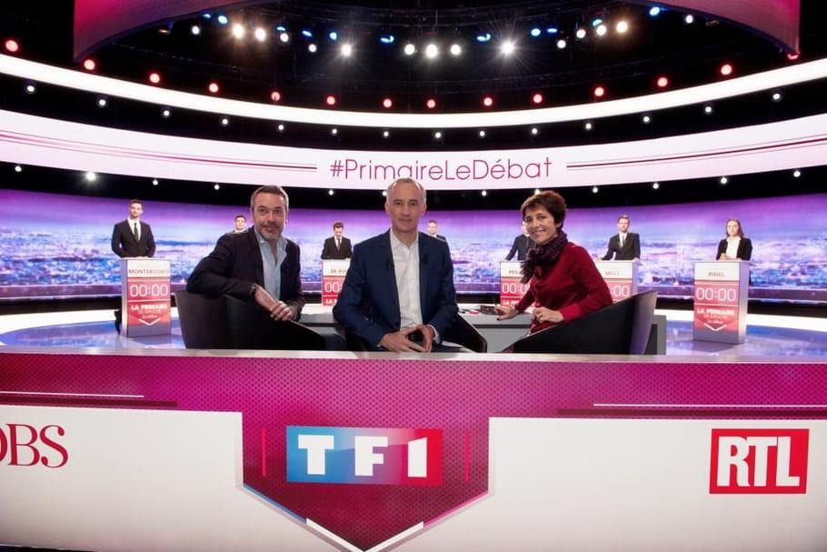 Ce qu'il faut voir ce soir à la télé: débat politique sur TF1et classiques du 7e art sur C8et TMC