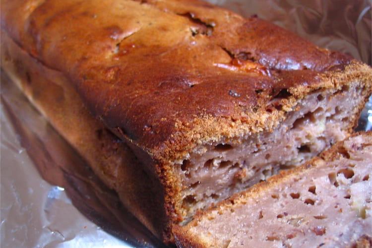Cake aux figues et au miel