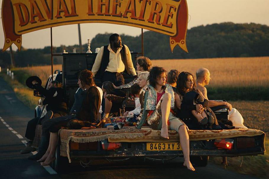 Les Ogres : théâtre, cirque, danse... quand l'art fait son cinéma
