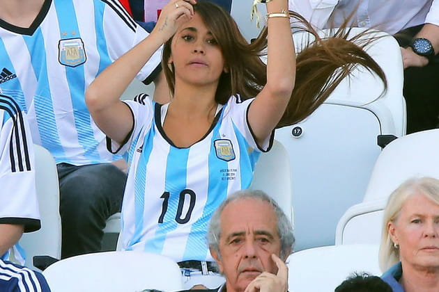 Supportrices sexy Coupe du monde 2014 Messi