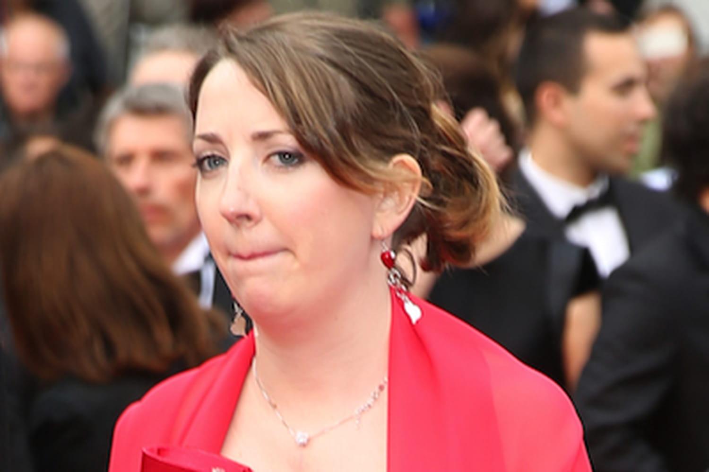 Cannes [EN DIRECT]: Aude Bucaille, jeune cardiaque, monte les marches