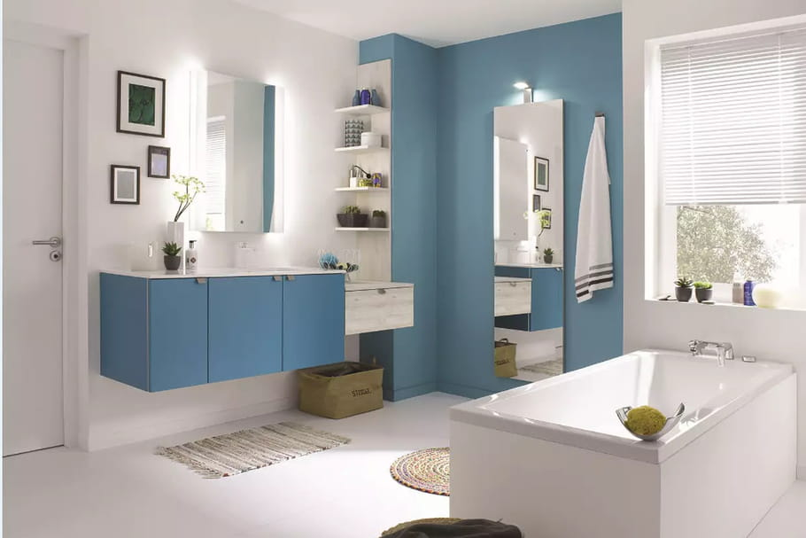 Quelle couleur choisir pour ma salle de bains?