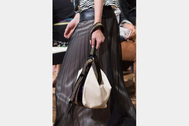 Le sac à main du défilé Lanvin