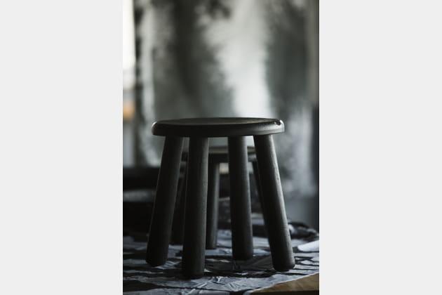 Tabouret Svärtan d'IKEA