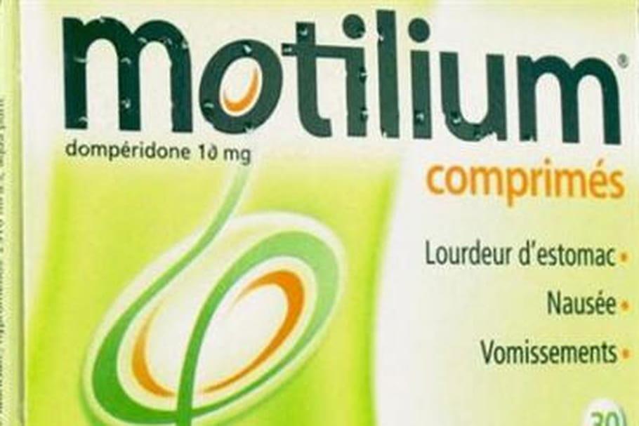 Le Motilium, partiellement retiré de la vente