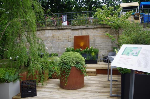 Un jardin amical