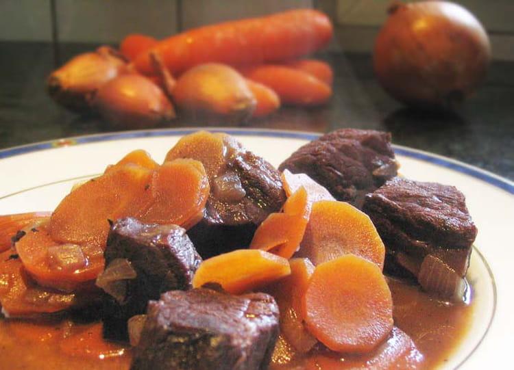 Recette de daube de boeuf de ma grand m re la recette facile for Au jardin de ma grand mere