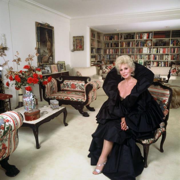 En 1986, à son domicile californien