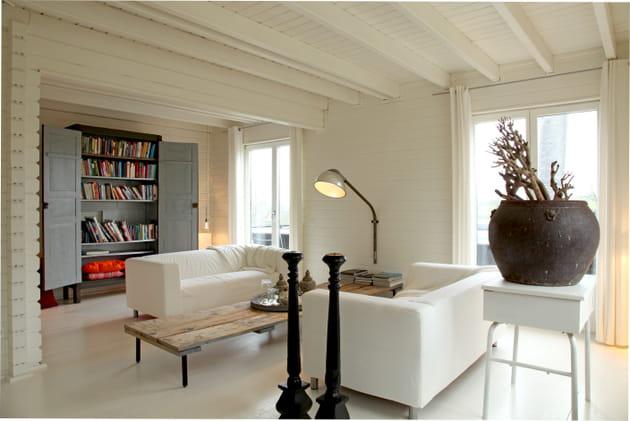 ambiance industrielle. Black Bedroom Furniture Sets. Home Design Ideas