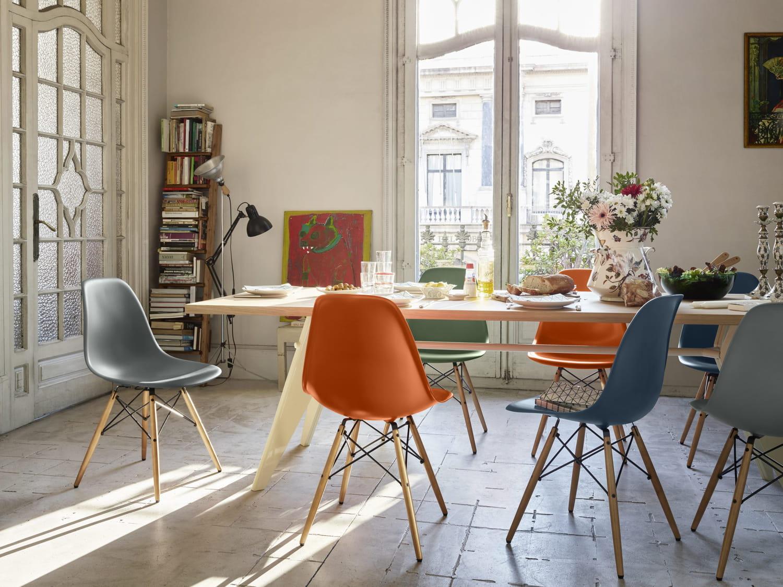 Chaise Eames: originale, d'occasion ou copiée? Démêler le vrai du faux