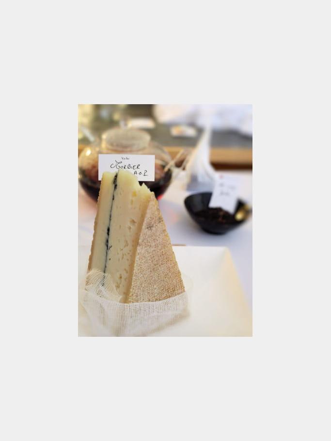 Morbier et Raclette