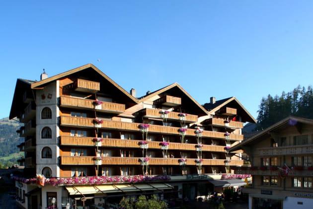 Hôtel**** Bernerhof Gstaad