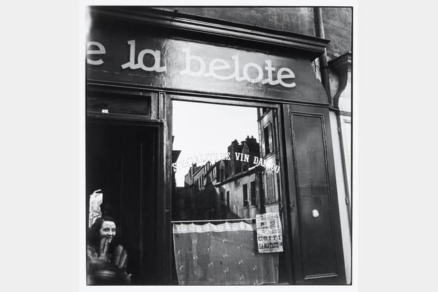 Rue saint Blaise - Paris,1948