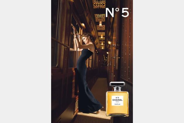 La campagne Chanel N°5de 2009