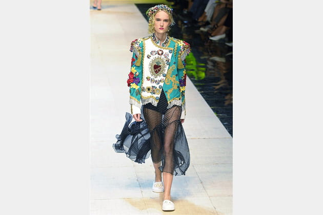 Dolce & Gabbana - passage 2