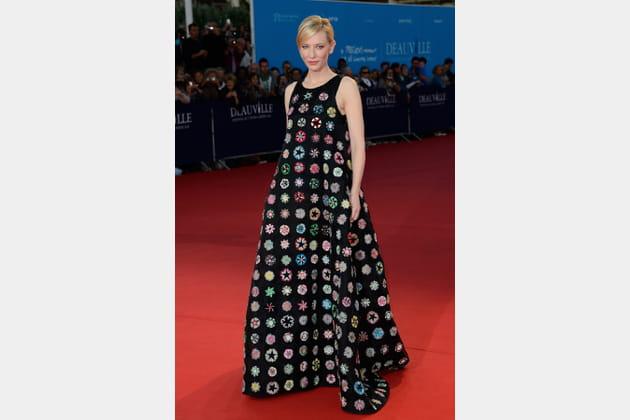 Cate Blanchett le 31août 2013