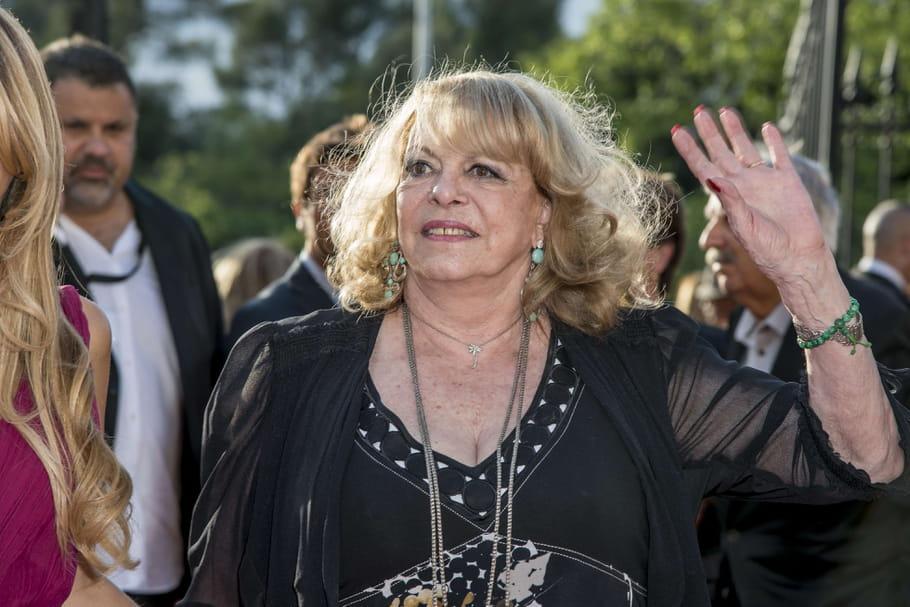 """Michèle Mercier, face à la mort: """"J'ai eu des malheurs dans tous les sens"""""""