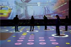 dans le cadre de l'exposition, la cité des sciences propose un jeu qui permet de