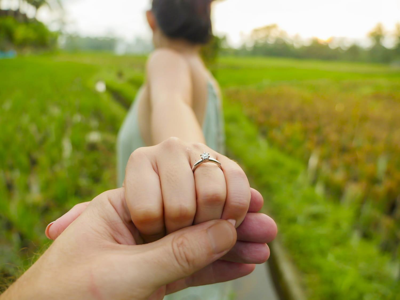 Comment faire une demande en mariage insolite ?