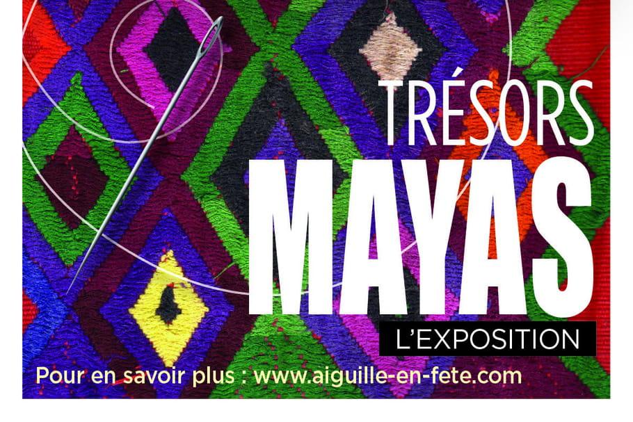 L'Aiguille en Fête célèbre les textiles mayas