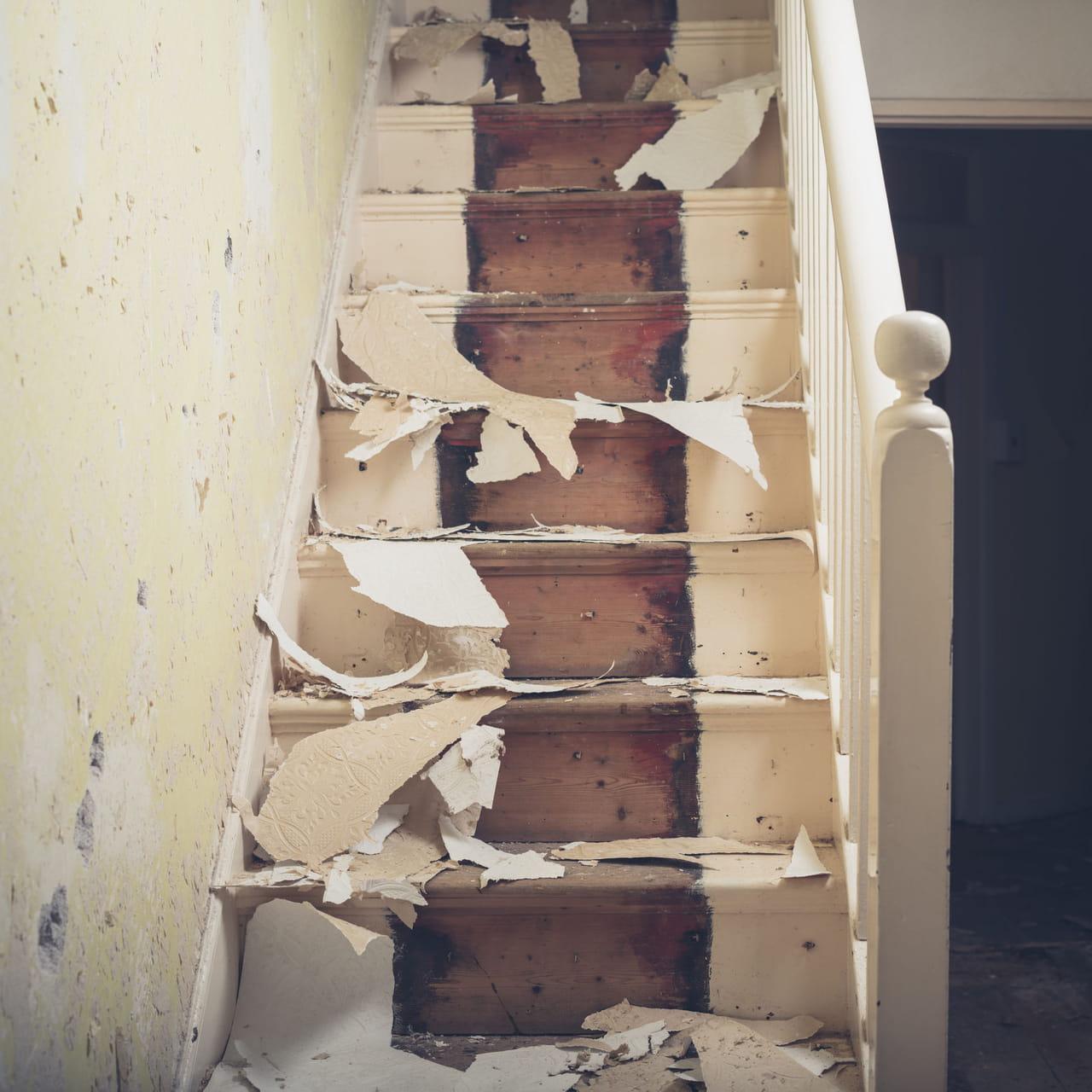 Enleve Mon Ancien Escalier Univerthabitat
