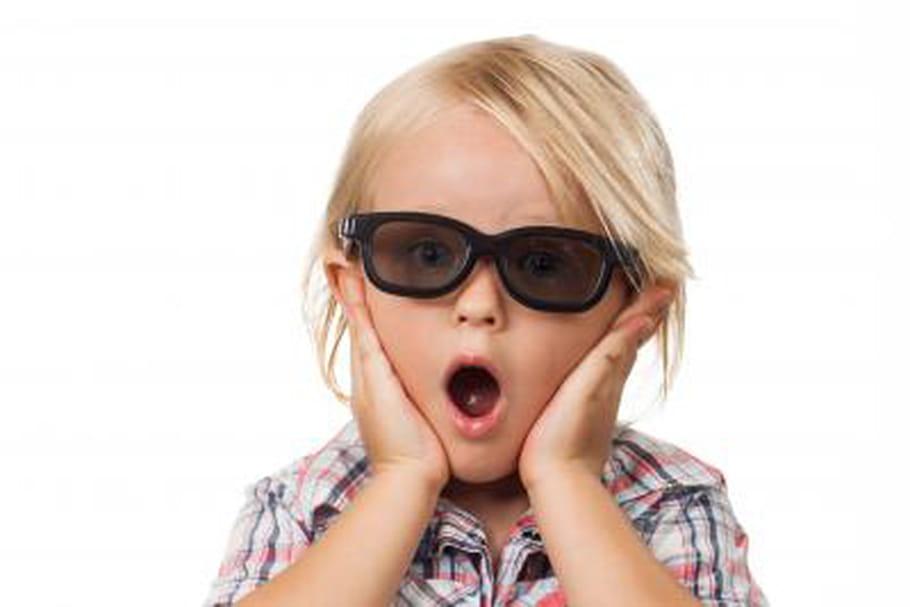 Fatigue visuelle : La 3D déconseillée aux enfants