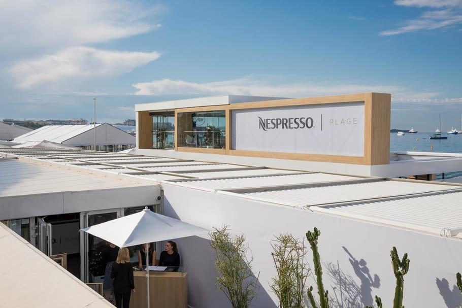 Nespresso fait son Festival et réunit stars et chefs à Cannes