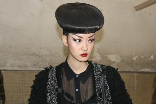 Fashion week PAP automne-hiver 2011-2012 : Dans les coulisses du défilé de Manish Arora 4