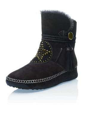 les bottines shakoha de fitflop