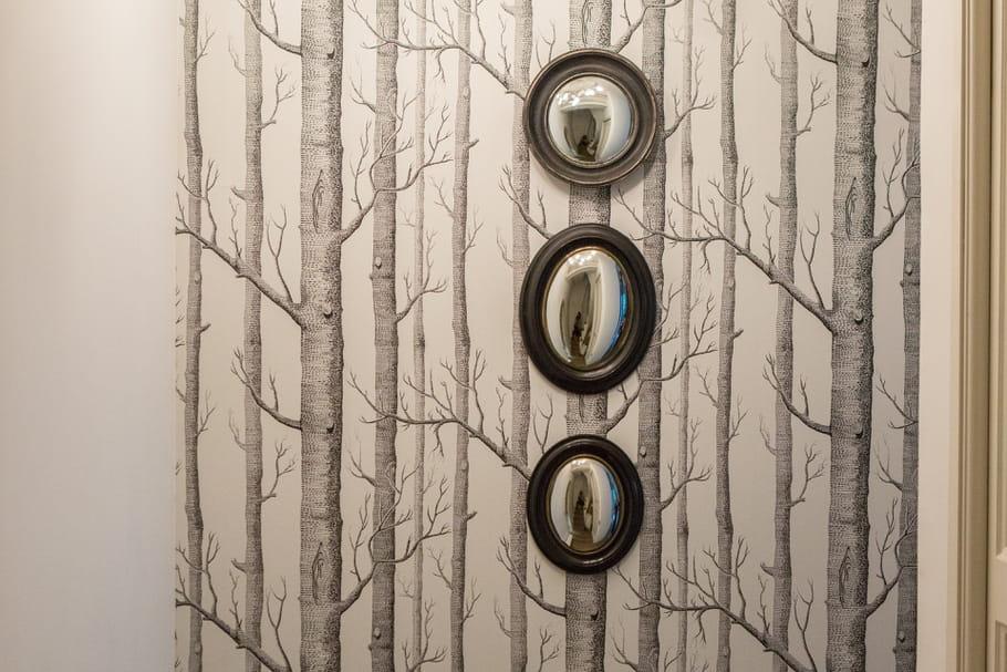 Le truc à chiner: le miroir sorcière