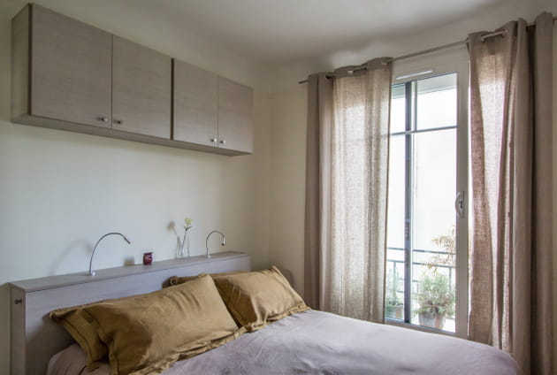 Petite chambre optimisée