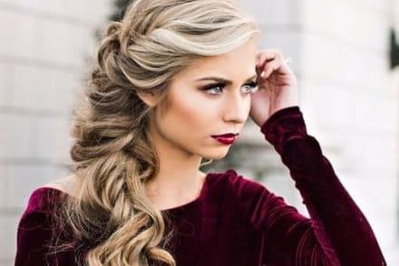 Coiffure maquillage noël conseils astuces vidéo pour le grand soir