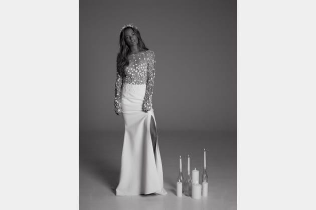 Robe de mariée Blair, Rime Arodaky