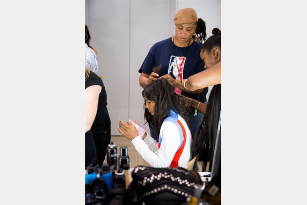 Tory Burch (Backstage) - photo 3