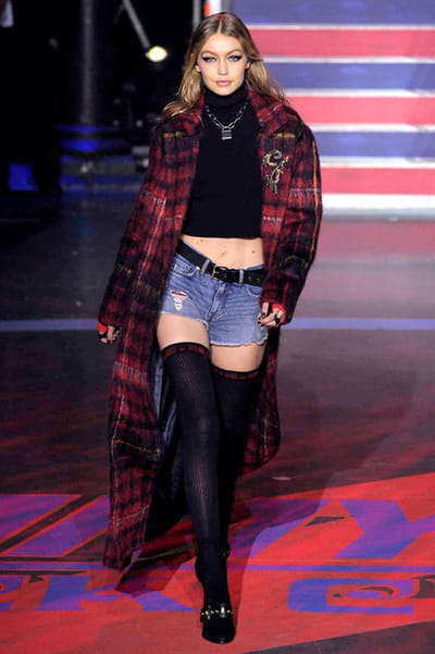 Tommy Hilfiger - Automne-Hiver 2017-2018