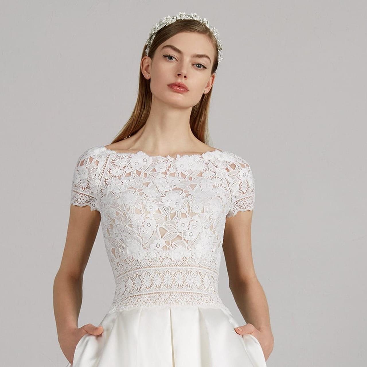 45 Robes De Mariée Courtes