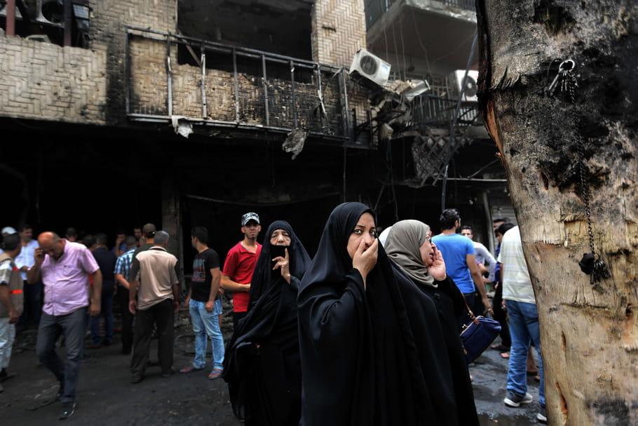 Bagdad : un attentat passé sous silence