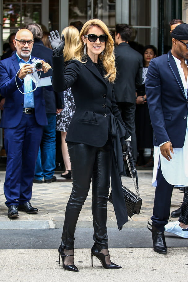 Céline Dion, de hit girl à it-girl