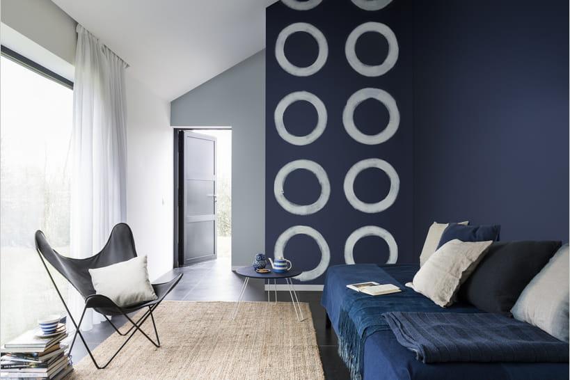 Peinture: les couleurs tendance pour le salon